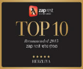 TOP10 הרצליה: המסעדות שגולשי רסט בחרו