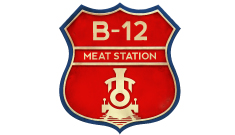 b12 meat station