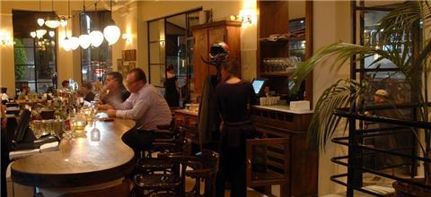 קפה נואר - מסעדה צרפתית בתל אביב