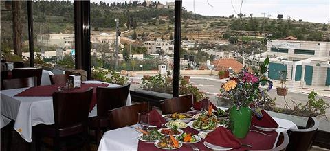 מפגש קרוון - מסעדה מזרחית באזור ירושלים