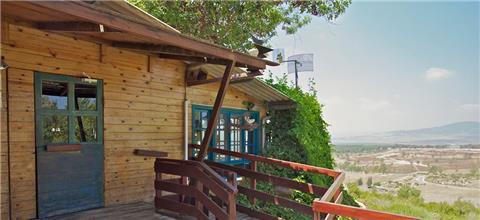 חוות התבלינים בגלבוע - מסעדה ים תיכונית במועצה אזורית הגלבוע