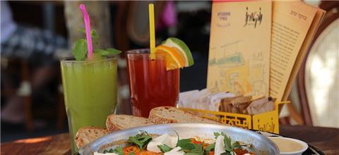 נוקטורנו - בית קפה - מסעדה - בר הופעות - בית קפה בירושלים
