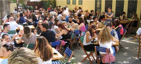סוזאנה - מסעדה ים תיכונית בנווה צדק, תל אביב
