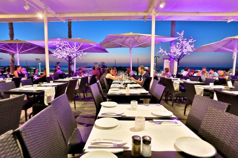מסעדות במרכז