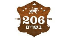 206 בשרים