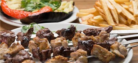 שמש - מסעדת בשרים במרכז