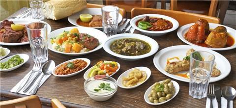 גואטה יפו - מסעדה טריפוליטאית במרכז