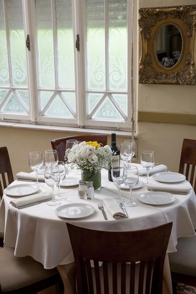 סעודה סביב השולחן העגול