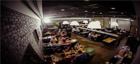 אווז הזהב - מסעדת בשרים במקס אמות, באר שבע