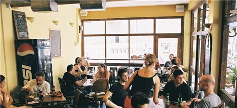 המטבחון - מסעדה ים תיכונית בתל אביב