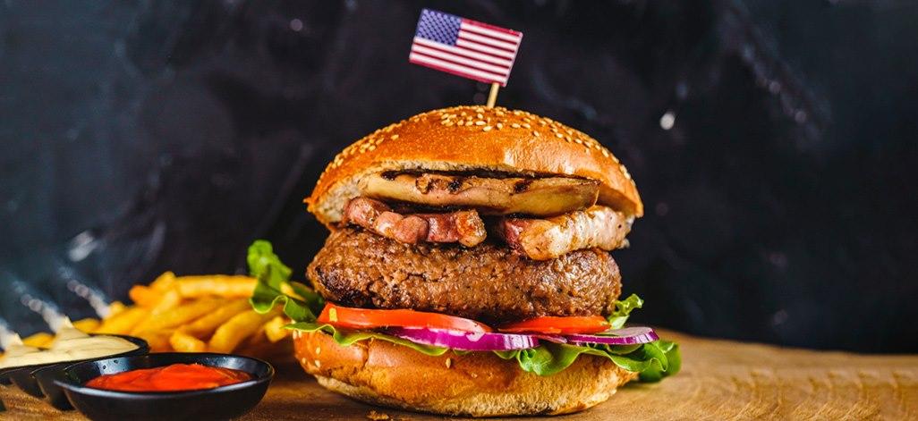 תמונת רקע בוצ'רי אחוזת בשר
