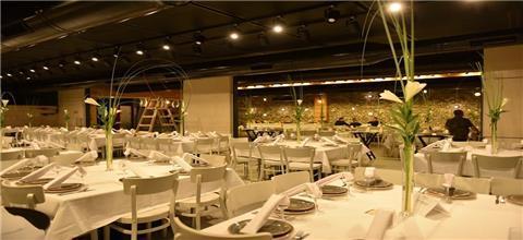 מקסימו אירועים - מסעדה ים תיכונית ביקנעם