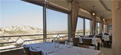 הר מירון - מסעדה מזרחית בג'יש