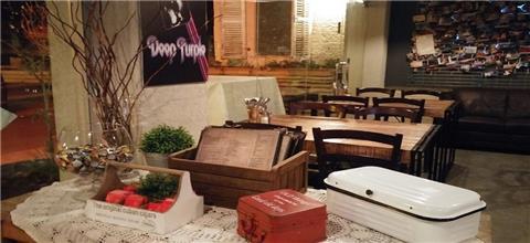 החבית - מסעדת בשרים במצפה רמון