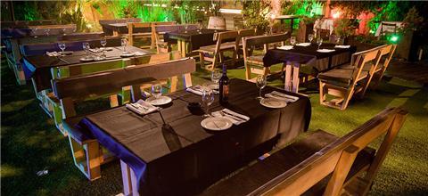 באבא יאגה - מסעדת קונספט בתל אביב