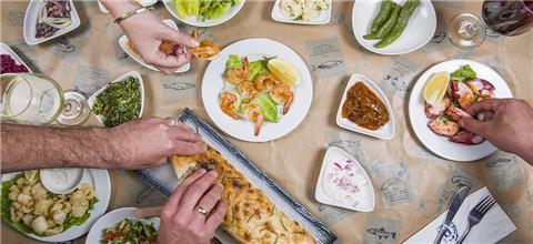 שצ'ופק  - מסעדת דגים בתל אביב