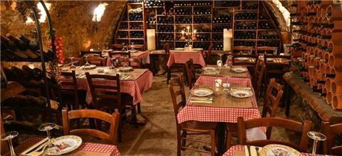 מרתף היין העתיק - מסעדת קונספט בזכרון יעקב
