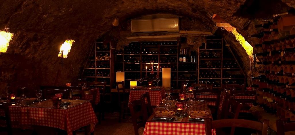 מרתף היין העתיק