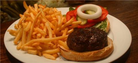 אגאדיר  - מסעדת המבורגרים בשרון