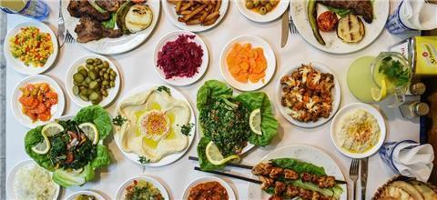 אל באשא  - מסעדה מזרחית במחניים