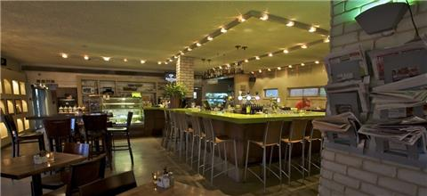 אג'נדה  - בית קפה בקיסריה