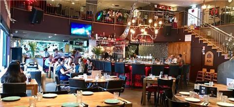 בי פי מפרץ חיפה - מסעדת בשרים בחיפה
