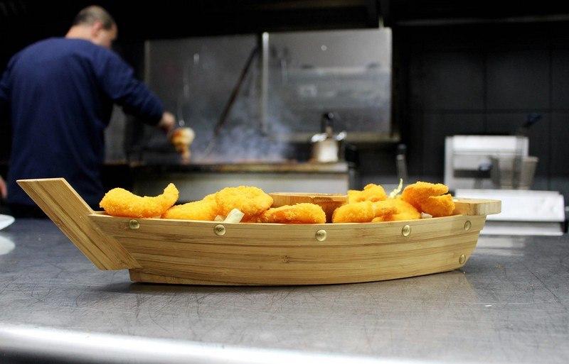 מאכלי ים מסעדת ריחן