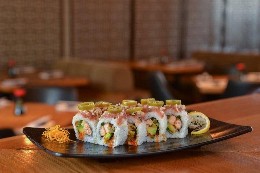"""מסעדת סושי בת""""א - ג'פניקה"""