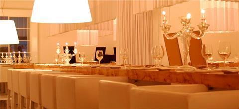 מסה - מסעדת קונספט במרכז