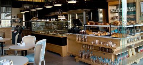 ליון  - בית קפה באשדוד