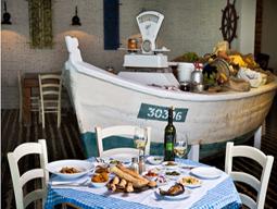 צוללים לארוחה: פירות ים באילת