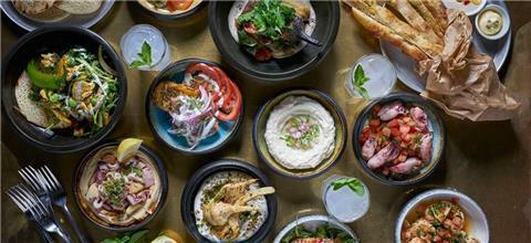 יוליה - מסעדת דגים בתל אביב