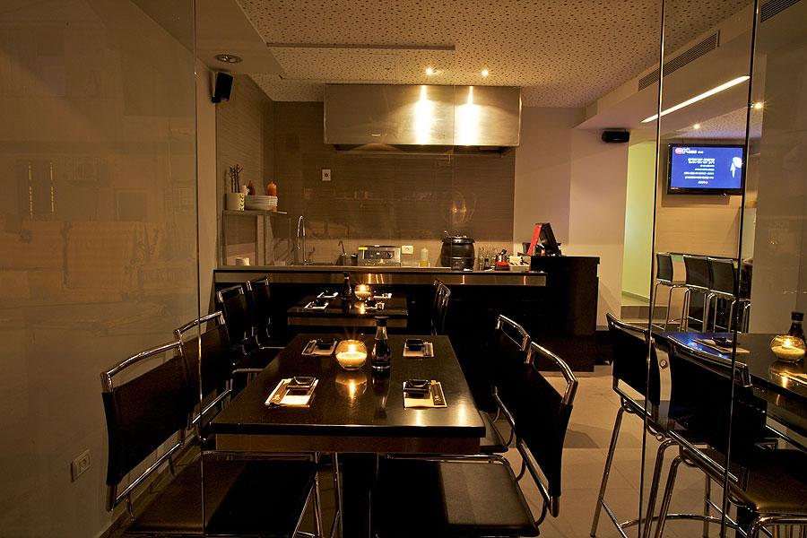 מסעדת סושי בתל אביב
