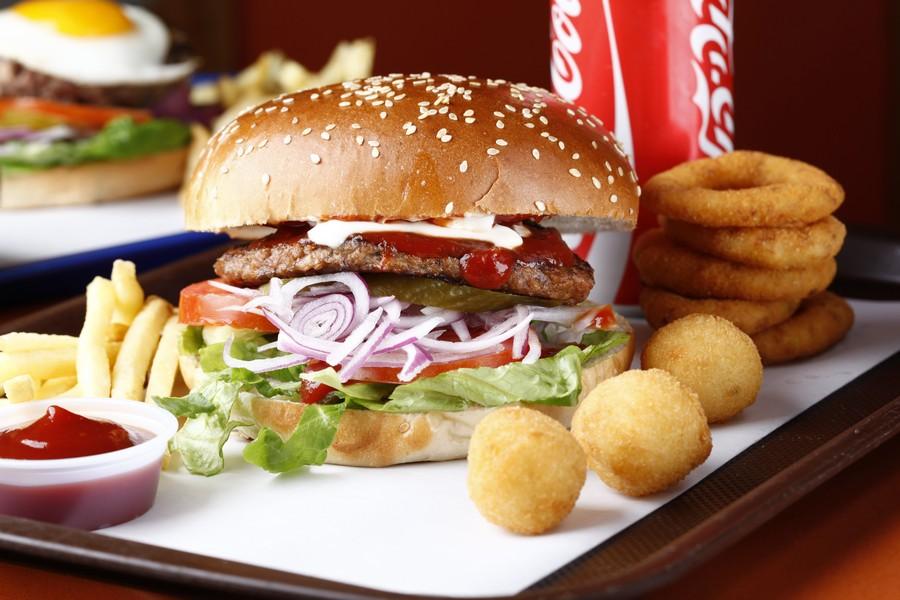 המבורגר בקר