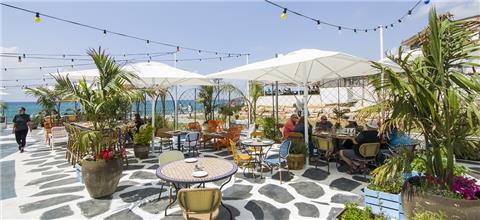פאראקאלו - מסעדה יוונית ביפו, תל אביב