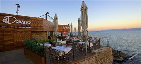 דוניאנא - מסעדה ים תיכונית בעכו העתיקה, עכו