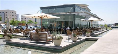 אייר קפה - בית קפה באיירפורט סיטי