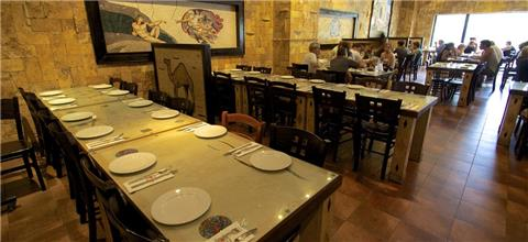 פטרה הלבנונית - מסעדה מזרחית בנס ציונה