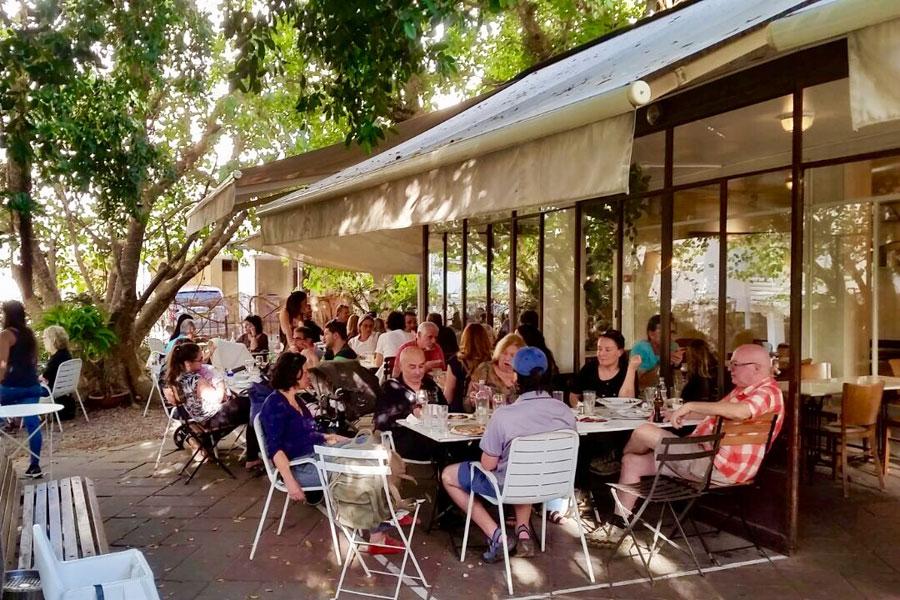 מסעדות בצפון תל אביב