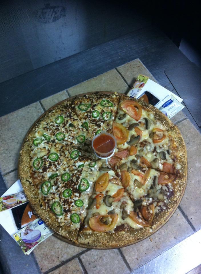 תמונה של בא לי פיצה  - 1