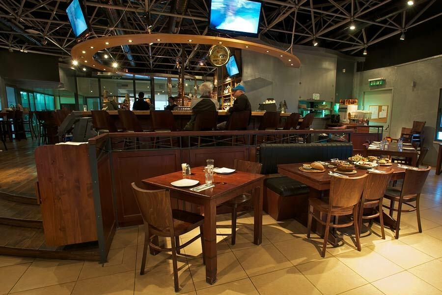 מסעדה למטילים בקצרין