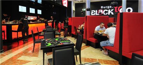 בלאק - מסעדת בשרים בקניון עזריאלי, תל אביב