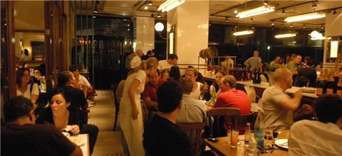 קפה איטליה - מסעדה איטלקית בתל אביב
