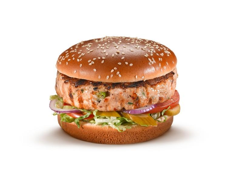 ציקן המבורגר