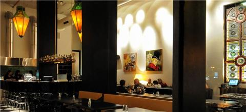 המבורג - מסעדה אמריקאית ברחובות