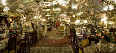 הגלריה של אלמוג - בית קפה בנווה ימין