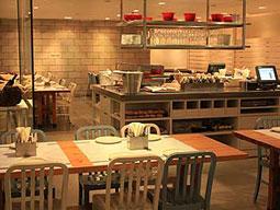 חדר האוכל כמשל