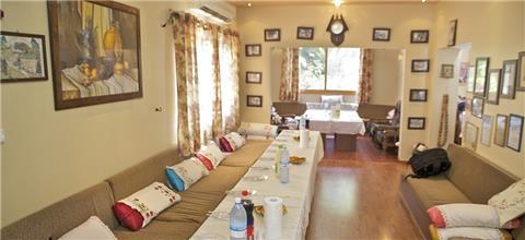 המטבח של נורה - מסעדה ים תיכונית בדאלית אל-כרמל