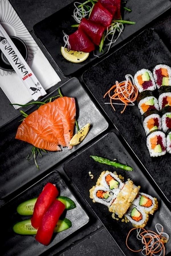 מסעדת סושי - ג'פניקה נתניה