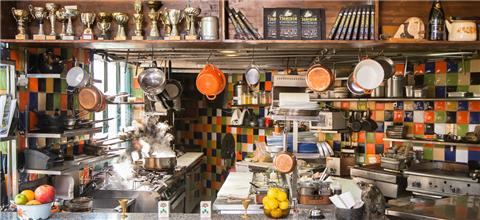 מחניודה - מסעדת קונספט במחנה יהודה, ירושלים